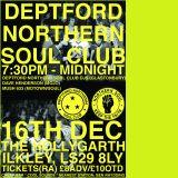Deptford Northern Soul Club - The Hollygarth, Ilkley