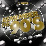 DJ Nesta - REMEMBER THE 90S (HIP-HOP N R&B) PART 1)