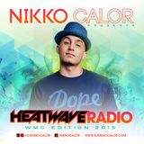Heat Wave Radio (WMC Edition 2015)