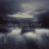 "Ocean Radio Chilled ""Midnight Silhouettes ""10-25-19"