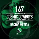 SGR 167 Cosmic Cowboys & Hector Merida