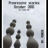 Progressive stories October 2018