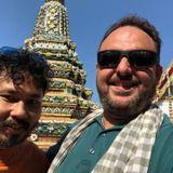 Dj Ska and Juan Mejia LIVE in Bangkok , Thailand @ Studio Lam April 22 , 2018