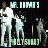 Mr. Brown's Philly Sound
