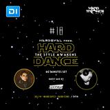 Hardeval @ HDTSA #18 [DiFM] (Incl. J. Rogers Guest Mix) (23-11-2017)