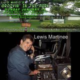 Groovin' In The Park DJ Lewis Martinee 1-14-18
