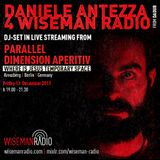 Daniele Antezza (from DADUB) 4 WisemanRadio