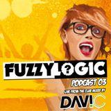 Fuzzy Logic Live Podcast 03.10.12