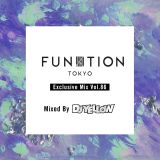 """FUNKTION TOKYO """"Exclusive Mix Vol.86 Mixed By DJ YELLOW"""