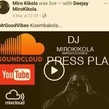 Live Mix On Facebook-Kisembakola vs Vibe Dos Cotas