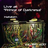 Hataken - Live at Prince of Darkness , Zu-bar