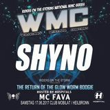 Shyno for RIDERS ON THE STORMs WMC Round 4