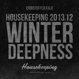 Housekeeping 2013.12 Winter Deepness