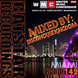 CATSTAR RECORDINGS RADIO SHOW 142 (MIAMI WMC 2019)