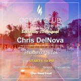 Chris DelNova@Ocean Club(02.08.2014)[CHILL-DEEP-HOUSE]