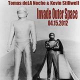 KEVIN STILLWELL & TOMAS DELA NOCHE INVADE OUTER SPACE