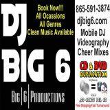 DJ Big 6 - Clemson Alpha Delta Pi West End Zone Party