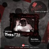Above The Clouds with DJ Igor D. (episode 22) / Guest mix by Yves736
