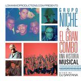 DJ Santana - Grupo Niche Vs El Gran Combo - Una Historia Musical (2013)