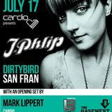 Mark Lippert opening set for J.Phlip - 7-17-15
