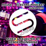 HOUSE+ELECTRO PodCast Junio 2015