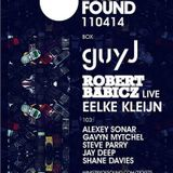 Robert Babicz - Live @ The Gallery, Ministry Of Sound (London) - 11.04.2014