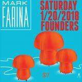 Mark Farina @ Founders Brewing Tap Room- Grand Rapids, Michigan- January 20, 2018