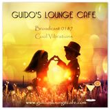 Guido's Lounge Cafe Broadcast 0187 Cool Vibrations (20151002)