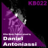 Killer Beats Podcast 022 mixed by Daniel Antoniassi