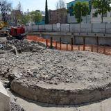 Descubren templo dedicado a Ehécatl-Quetzalcóatl en Tlatelolco