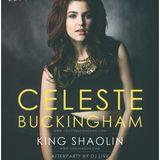 CELESTE BUCKINGHAM & KING SHAOLIN live @ UHUclub Bratislava 07.05.2014