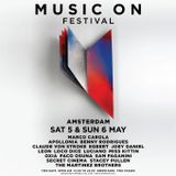 Marco Carola live from Music On Festival 2018 _ Amsterdam