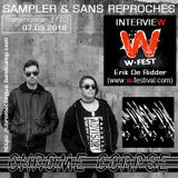 """RADIO S&SR Transmission n°1110 -- 07.05.2018 (Top Of The Week """"CHROME CORPSE"""" + """"W-FEST"""")"""