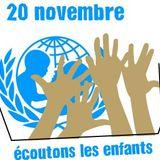 Matinale du 20 Novembre 2017 - La Journée Internationale des Enfants