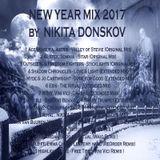NEW YEAR MIX 2017 by NIKITA DONSKOV
