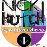 Club Collective - Nick Hutch Spotlight Mix Sept - DJ Ginty
