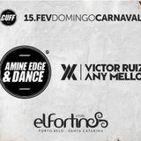2015.02.15 - Amine Edge & DANCE @ El Fortin, Porto Belo, BR