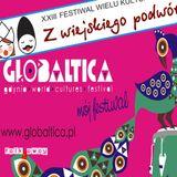 2018.07.29 - folkŁowcy - letnie festiwale cd.: 'Z wiejskiego podwórza'|Czeremcha; Globaltica
