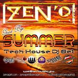 Good Bye Summer - Zen'O Spirit Tech House Dj Set