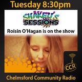 Shakey's Sessions - @CCRShakey - Shakey - 02/09/14 - Chelmsford Community Radio