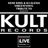 APRIL 6 2018 KULT RECORDS SPECIAL SECOND HOUR DJ ALEXIA