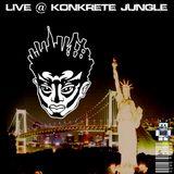 Live @ Konkrete Jungle 2009 (NYC)