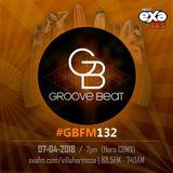 Groove Beat FM #132 -- 07-04-2018