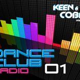 Dance Club Radio 01 mixed by Keen & Cobec - Club_FM