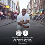 The Sarah Harrison Show w/ Special Guest Zoey Dollaz - 24th October 2017