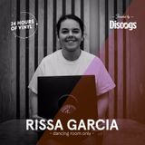 24 Hours of Vinyl (NY) - RISSA GARCIA (Presented by Discogs)