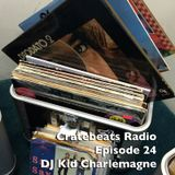 Cratebeats Radio Episode #24