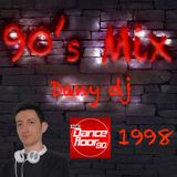 radio dancefloor 90's mix 1998 02 09 2017