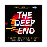 The Deep End Episode 16, July 17th, 2019 Featuring Master Q & DJ Gimik