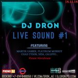 DJ Dron - Live Sound #1